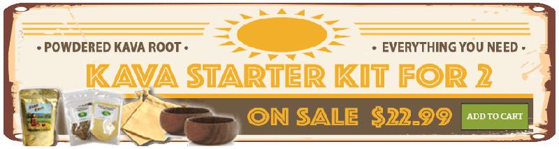 Kava Starter Kit